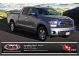 2008 Silver Sky Metallic Toyota Tundra Limited Double Cab 4x4 #76127219