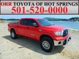 2012 Radiant Red Toyota Tundra SR5 CrewMax 4x4 #76127943