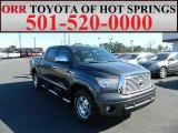 2012 Magnetic Gray Metallic Toyota Tundra Limited CrewMax #76127939