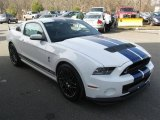 2013 Ford Mustang Shelby GT500 Coupe Data, Info and Specs