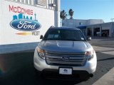 2013 Ingot Silver Metallic Ford Explorer FWD #76157770