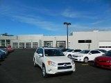 2012 Blizzard White Pearl Toyota RAV4 Limited #76128049