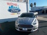 2013 Ingot Silver Metallic Ford Fusion S #76157766