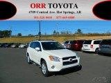 2012 Blizzard White Pearl Toyota RAV4 Limited #76128046