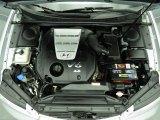 2008 Hyundai Azera Engines