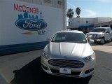 2013 Ingot Silver Metallic Ford Fusion SE 1.6 EcoBoost #76157748