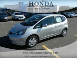 2013 Alabaster Silver Metallic Honda Fit  #76157822