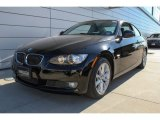 2010 Jet Black BMW 3 Series 335i xDrive Coupe #76127288