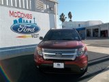 2013 Ruby Red Metallic Ford Explorer XLT #76157784