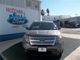 2013 Sterling Gray Metallic Ford Explorer XLT #76157783