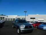 2013 Silver Sky Metallic Toyota Tundra CrewMax 4x4 #76185910