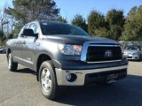 2013 Magnetic Gray Metallic Toyota Tundra TRD Double Cab 4x4 #76185408