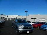 2013 Silver Sky Metallic Toyota Tundra TSS CrewMax #76185901