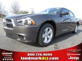 2013 Granite Crystal Dodge Charger SXT #76185495