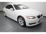 2007 Alpine White BMW 3 Series 335i Coupe #76185705