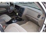 2004 Hyundai Sonata GLS Dashboard
