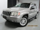 2002 Silverstone Metallic Jeep Grand Cherokee Limited #76185881
