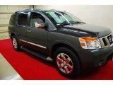 2012 Smoke Gray Nissan Armada Platinum #76185469