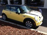 2005 Liquid Yellow Mini Cooper S Hardtop #76185390