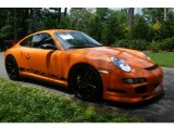 2007 Orange/Black Porsche 911 GT3 RS #751702