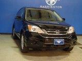 2010 Crystal Black Pearl Honda CR-V EX-L AWD #76185381