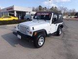 2006 Stone White Jeep Wrangler SE 4x4 #76185689