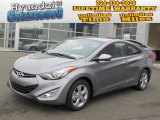 2013 Titanium Gray Metallic Hyundai Elantra Coupe GS #76185370