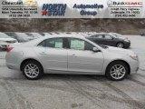 2013 Silver Ice Metallic Chevrolet Malibu LT #76185559