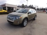2013 Ginger Ale Metallic Ford Edge SEL #76185680