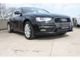 2013 Brilliant Black Audi A4 2.0T quattro Sedan #76185842