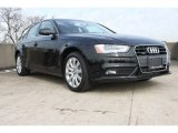 2013 Brilliant Black Audi A4 2.0T quattro Sedan #76185841