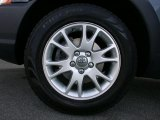 Volvo XC70 2007 Wheels and Tires