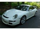 2007 Carrara White Porsche 911 GT3 #751701