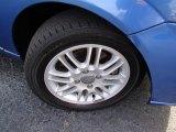 2005 Ford Focus ZXW SES Wagon Wheel
