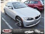 2009 Titanium Silver Metallic BMW 3 Series 335i Coupe #76185618