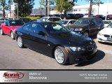 2010 Jet Black BMW 3 Series 328i Coupe #76185617