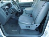 2007 Dodge Ram 1500 SXT Regular Cab Front Seat