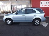 2008 Kia Sorento Ice Blue