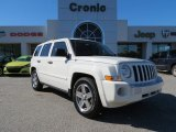 2007 Stone White Jeep Patriot Limited 4x4 #76224159