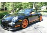 2007 Black/Orange Porsche 911 GT3 RS #751694