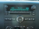 2013 Chevrolet Silverado 1500 LT Extended Cab Audio System