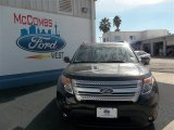 2013 Tuxedo Black Metallic Ford Explorer XLT #76224010