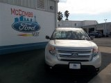 2013 Ingot Silver Metallic Ford Explorer XLT #76224009