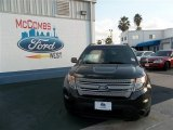 2013 Tuxedo Black Metallic Ford Explorer FWD #76224008