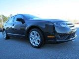 2010 Tuxedo Black Metallic Ford Fusion SE V6 #76224245