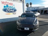 2013 Sterling Gray Metallic Ford Fusion SE 1.6 EcoBoost #76223996