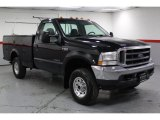 2002 Ford F350 Super Duty XLT Regular Cab 4x4 Data, Info and Specs