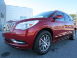 2013 Buick Enclave Crystal Red Tintcoat