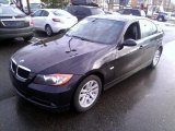 2007 Black Sapphire Metallic BMW 3 Series 328xi Sedan #76224226