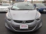 2013 Titanium Gray Metallic Hyundai Elantra Limited #76223981
